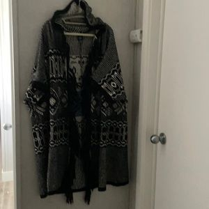 American Eagle oversized sweater/throw